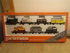 Primex Märklin 2760 Confezione treni con locomotiva tender und 6 CARRO MERCI IN
