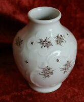 Porzellan Bauscher Weiden OPF Tischvase Vase Blumenvase Blumenmotiv SO21