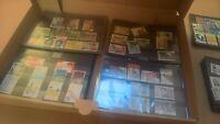Niederlande 80 postfrische Jahrgänge 8x10 postfrisch auf Steckkarten Lager