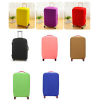 20/24/28 inch Elastic Travel Luggage Cover Spandex Suitcase Protector Jacket