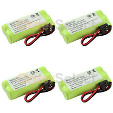 4 Cordless Home Phone Rechargeable Battery for Uniden DECT 6.0 DECT3080 3080-3