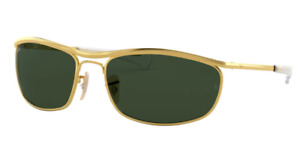 RAY BAN OLYMPIAN DELUXE 3119M 001/31 Easy Rider G15 Sunglass Sonnenbrille 00131