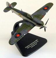 Oxford Diecast 1/72 Scale AC059 Hawker Hurricane Mk1 Naval Air Service 880 Sq.