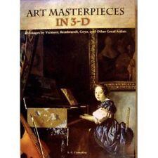 Art Masterpieces in 3-D