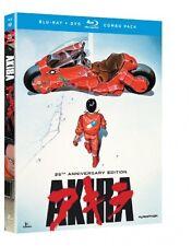 Akira: 25th Anniversary Edition (Blu-ray/DVD Combo), New, Free Shipping