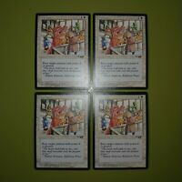 Reprisal x4 - Alliances - Magic the Gathering MTG 4x Playset