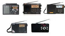 TECSUN S-8800 radio de onda corta, PL-660 xhdata D-318BT, PL-310ET, D-808, D-808 BCL FM
