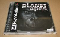 Planet of the Apes for Playstation PS1 Complete Fast Shipping