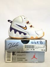Nike Baby Jordan Team II 2 OG (TD) Toddler LA Lakers 132520-101 Kobe 8c