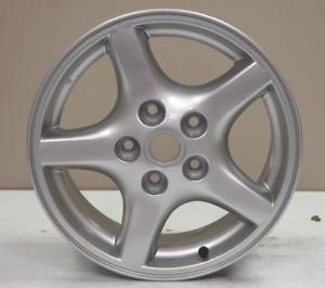 """1995-2002 Pontiac Trans AM Wheel New OEM 16""""x 8"""" Silver 09592445 09592444"""