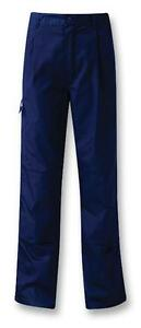 """TROUSERS N/BLUE REG 38"""" Personal Protection & Site Safety Clothing"""