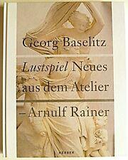 Arnulf Rainer, Georg Baselitz, arte, arte moderno, gastos firmado,
