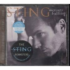 Sting CD Mercurio Caída / A&M Records 540 998 2 Sellado 0731454099820