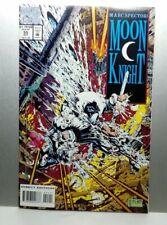 Marc Spector: Moon Knight #55 (Oct 1993, Marvel) 1st Stephen Platt Work