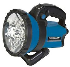 Silverline Rechargeable Torch 3-Function 1 Million Candle Power Spotlight