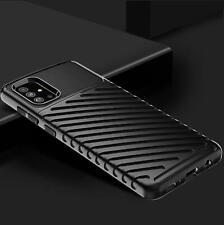 Samsung Galaxy A51 Case Heavy Duty Shock Absorption Resistant Gift Men Black