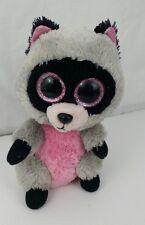 TY Beanie Boo Rocco The Raccoon