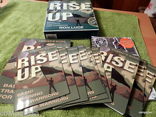 Rise up! Training for Warriors Kit by Ron Luce 2005, Kit DVD Youth Ministry Set