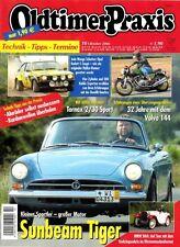 OP0610 + BENELLI 500 Quattro + TORNAX II/30 Sport + Oldtimer Praxis 10/2006