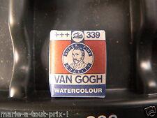 PEINTURE AQUARELLE 1/2 GODET Van Gogh - Rouge Anglais 339 +++ TALENS
