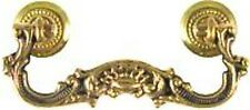 Discontinued -VICTORIAN CAST BRASS DRAWER  PULL  B0752