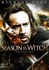 Season of the Witch (DVD, 2011)  BRAND NEW DVD IN ORIGINAL SHRINK WRAP
