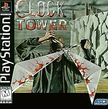 Clock Tower, (PS1)