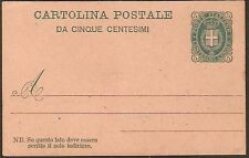 2015 Italy Ps Stationery Card Unused