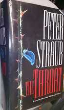 The Throat by Peter Straub 1st Au  edition Hardback Dustjacket 0002241781