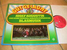4/1 Josef Augustin u. s. Orig. Donausch.- Gut gelaunt