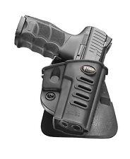 Fobus HK-30 Gürtel Hoster H&K P30,Walther PPQ