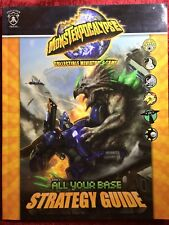 All Your Base Strategy Guide - Monsterpocalypse - Privateer Press