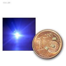 10 SMD LEDs 0805 Blau, blaue mini LED SMDs blue bleu azul azzurro SMT blauw