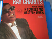 Ray Charles Modern Sounds In Country And Western Music 33 1/3 LP