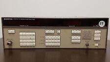 Boonton 8200-S/10 Modulation Analyzer Bench Test Equipment