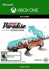 Burnout Paradise Remastered Xbox One key