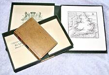 CHOROGRAPHIA BRITANNIAE~Badeslade, Toms~ATLAS~MAPS~ENGLAND~WALES~LIMITED EDITION