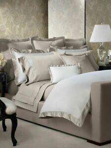Ralph Lauren Greenwich Quilted King Pillow Sham - Vintage Silver retail $145