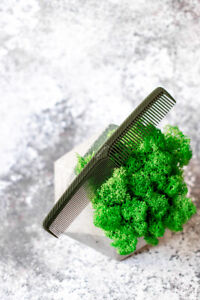 """Beuy Pro Cesibon 20 Hair Comb 7"""" Made in Japan"""