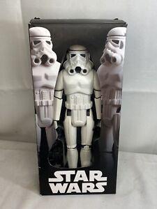 Crazy Toys Star Wars Retro 12 Inch Stormtrooper Figure. 1977 Design.