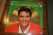 ELVIS PRESLEY VINYL LP ELVIS GOLD RECORDS VOL 4 SEALED