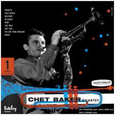 Chet Baker - Quartet Vol 1 (Feat Dick Twardzik) [New CD] Spain - Import
