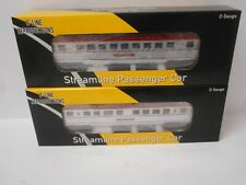 O-Line Reproductions OLR206 PRR Observation and Dome Car Set O GAUGE