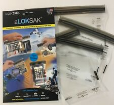 ALOKSAK® WATERPROOF BAGS (SMALL ASSORTMENT, 4-PACK) (90-0040)