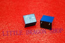 2Pcs Mini Power Relay 24VDC coil SRD-24VDC-SL-C SONGLE PCB A337