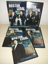 BOSTON LEGAL - STAGIONE 2 - BOX - 7 DVD