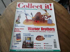 COLLECTABLE MAGAZINE COLLECT IT MAT 2000 #35 WARNER BROS WADE WHIMSIES PG TIPS