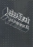 JUDAS PRIEST - LIVE VENGEANCE 82  DVD  17 TRACKS HEAVY METAL / HARD ROCK  NEUF