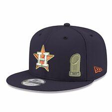 Houston Astros New Era 2017 World Series Champions Trophy 9FIFTY Snapback Hat