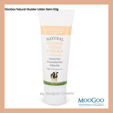 MooGoo Natural Mudder Udder Balm 50g - Prevent Cracked Nipples (Breastfeeding)